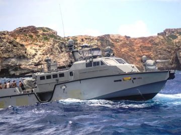 Things to Know about Armored Patrol Boats
